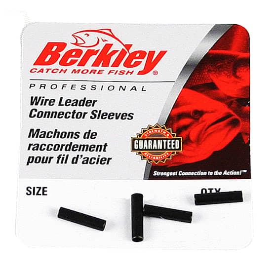 Berkley Connector Sleeve 15-45lb 33-pack