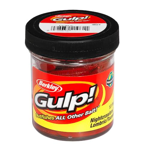 Gulp! Nightcrawler 15 cm Brown 10-pack