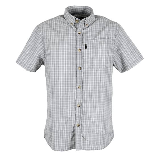 Pinewood Sommarskjorta Grå Herr