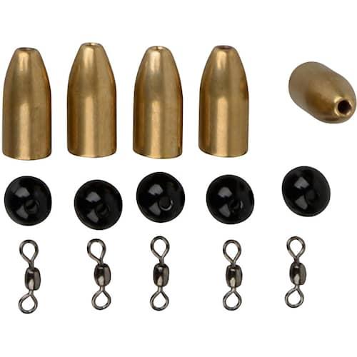 SG Brass Bullet Kit's 10 g 4-pack