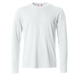 Clique Basic Långärmad tröja Vit