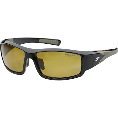 Scierra Wrap Around Sunglasses *Sale* Yellow lens