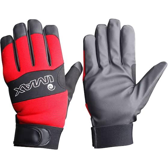 Imax Oceanic Glove Red