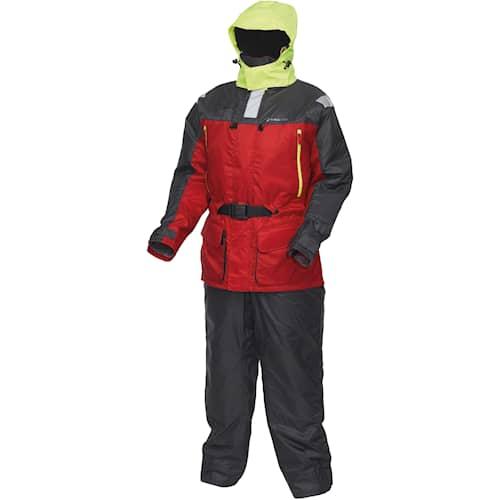 Kinetic Guardian 2pcs Flotation Suit XL Red/Stormy