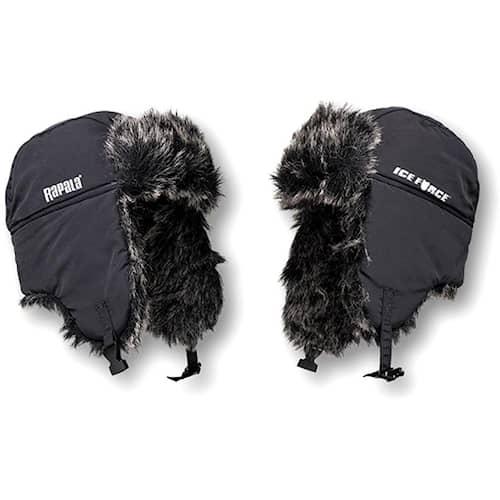 Rapala Trapper Hat Svart One Size