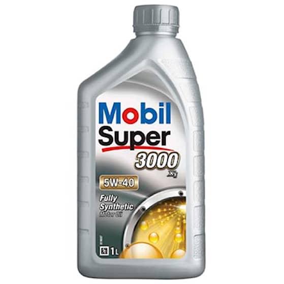 Olja Mobil Super 3000 1L 5W-40