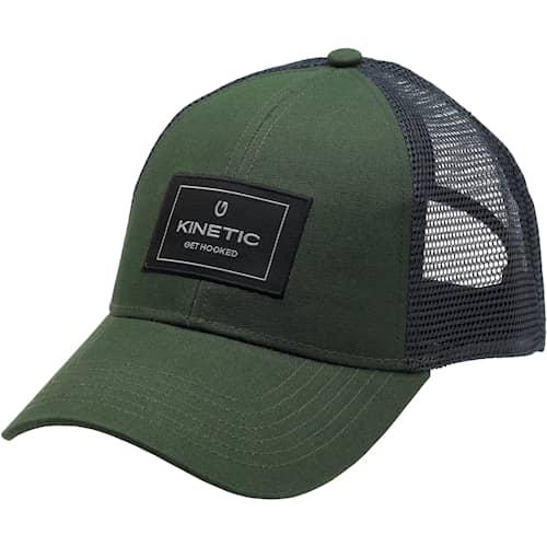 Kinetic Trucker Cap Forest Green