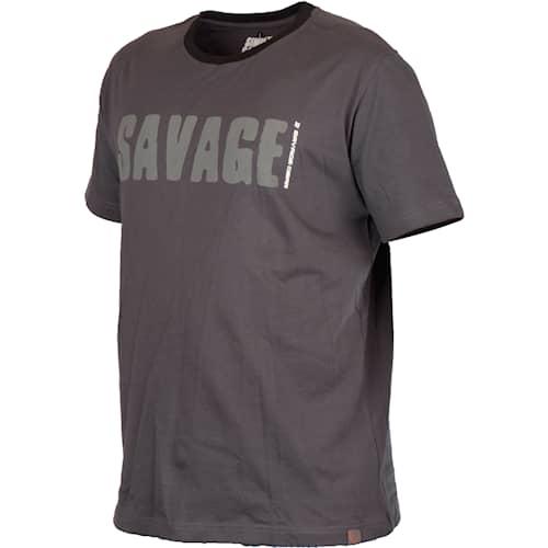 SG Simply Savage Tee Grey S