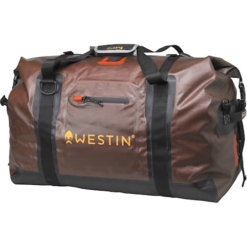 Westin W6 Roll Top Duffelbag Grizzly Brown Black