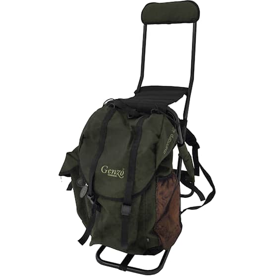 Genzo Stolsryggsäck med Ryggstöd Mannarp