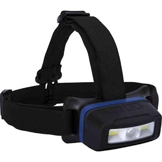 Pannlampa LED m Sensor o Magnet Uppladdningsbar