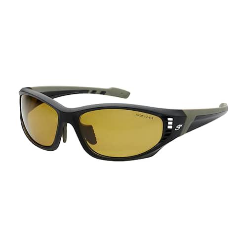 Scierra Wrap Around Ventilation Sunglasses Yellow lens