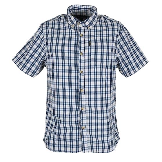 Pinewood Sommarskjorta Blå Herr