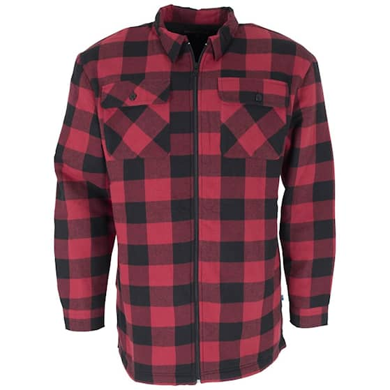 Outdoor Classic Skjorta Canada Röd
