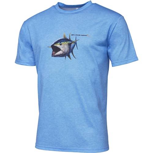 SG Tuna Tee Ocean Blue Melange