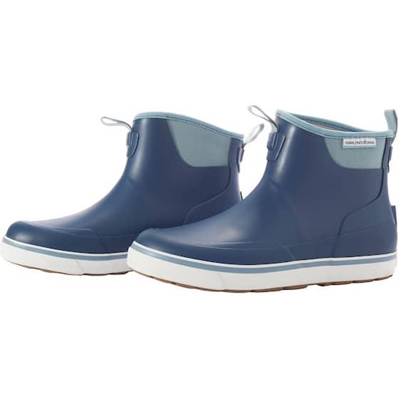 Grundéns Women's Deck Boss Ankle Boot Deep Water Blue