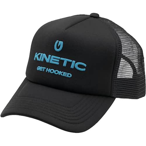 Kinetic Logo Cap Black/Blue