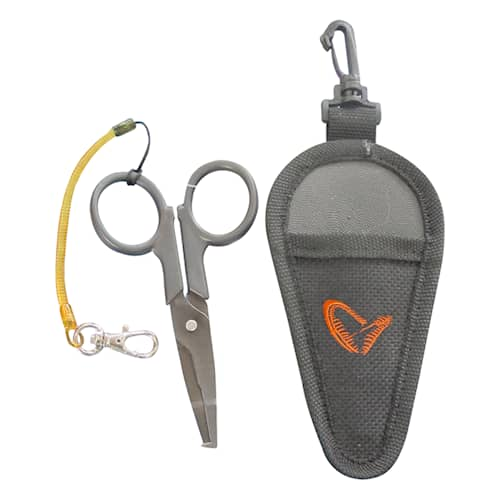 SG Magic Scissor Splitring, Braid & Wire
