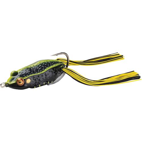 Sebile Pivot Frog 6,3 cm Black Yellow Frog