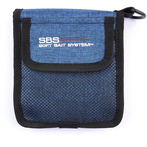 Darts Soft Bait System Rig Wallet Mini 17x15x1cm