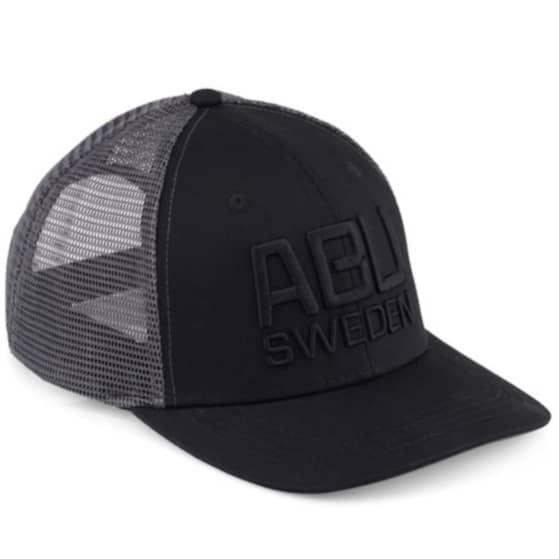 Abu Garcia 100 Years Black Original Trucker Hat One Size