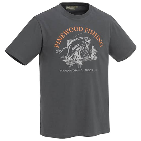 Pinewood Fish T-shirt Herr