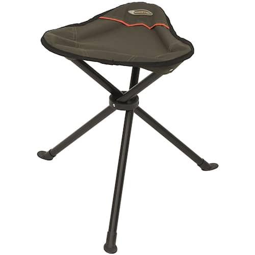 Kinetic 3-Legged Chair Foldable Moss Green