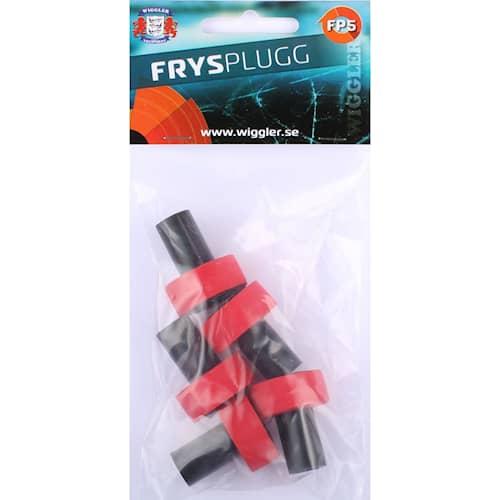 Wiggler Frysplugg 5-pack