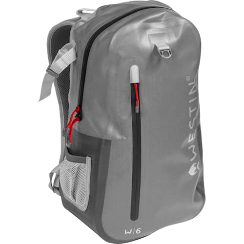 Westin W6 Wading Backpack Silver/Grey 45x26x16 cm