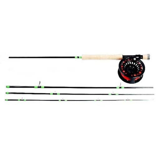 Powerfly Pike Pointer Combo 7'11'' #9
