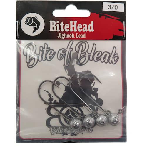Bite of Bleak Bitehead Lead 5 g #3/0 4-pack