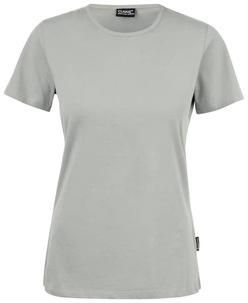 Clique T-shirt dam Forest grey S