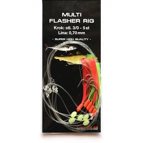 Darts Multi Flasher Rig #2