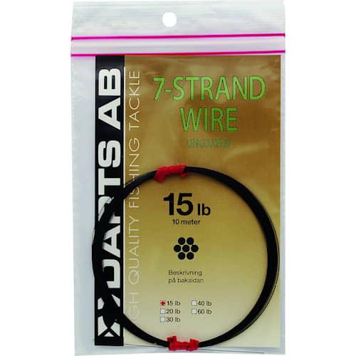Darts 7 Strand Wire 20 lb 10 m