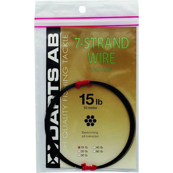 Darts 7 Strand Wire