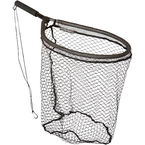 SG Pro Finezze Floating Rubber Mesh Net L 46x56 cm
