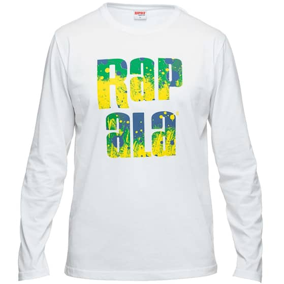 Rapala Long Sleeved T-Shirt Dorado White