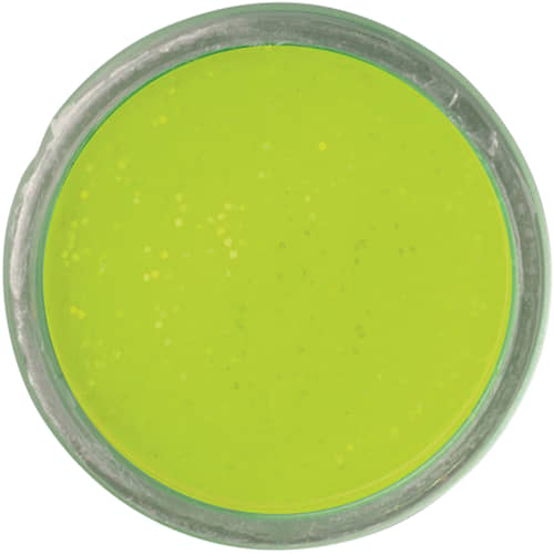 Powerbait Natural Scent Cheese Glitter, Chartreuse