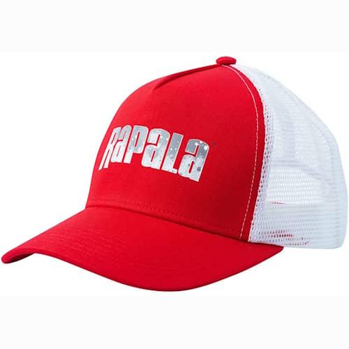 Rapala Trucker Cap Splash Red