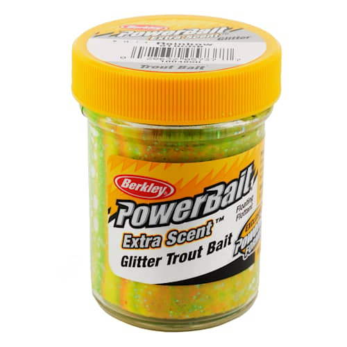 Powerbait Glitter Trout Bait Rainbow