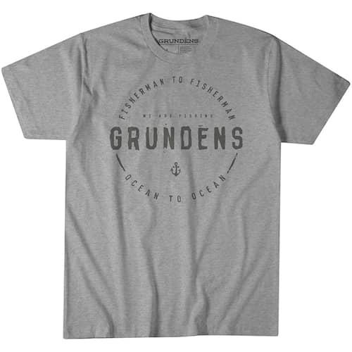 Grundéns Ocean to Ocean T-Shirt Heather XXL