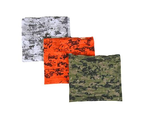 Woodline Multiscarfs Camo 3-pack