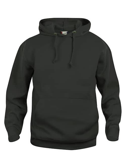 Clique Basic Hoody Svart 3XL