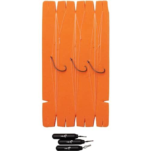 SG Dropshot Rig Kit S #6 0,26 mm 3-pack