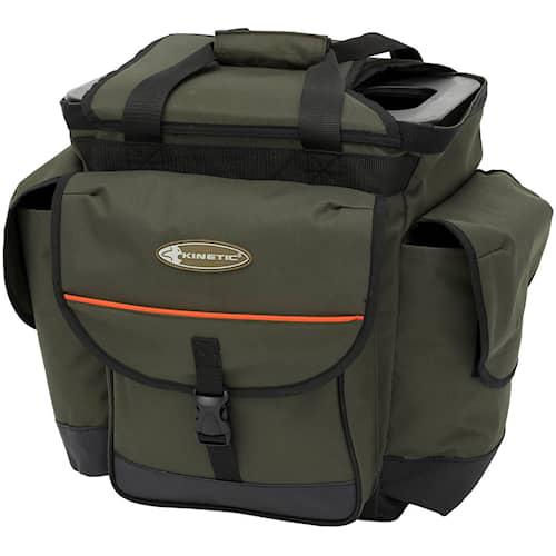 Kinetic Bucket Bag Moss Green skrylla