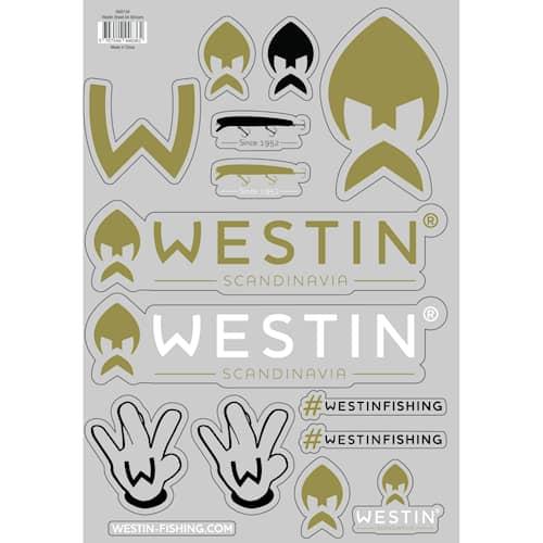 Westin Westin Stickers A4