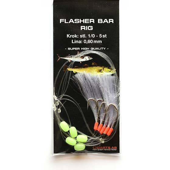 Darts Flasher Bar Rig #4