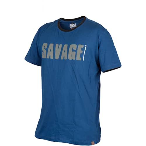 SG Simply Savage Tee Blue S