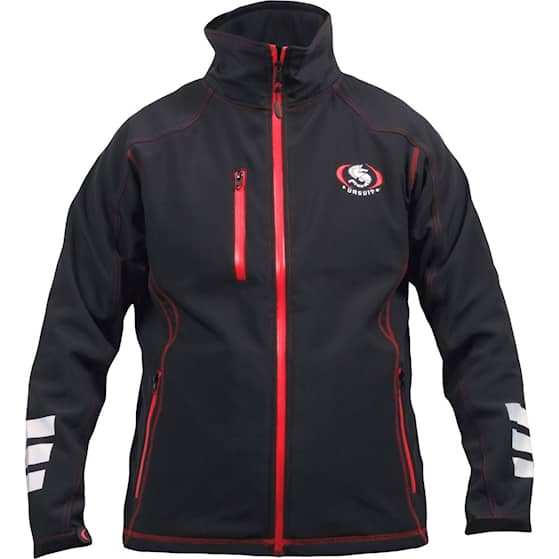 Ursuit Jacket Tech Wear Black