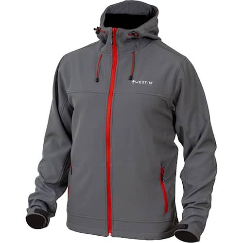 Westin W4 Softshell Jacket Steel Grey XXXL